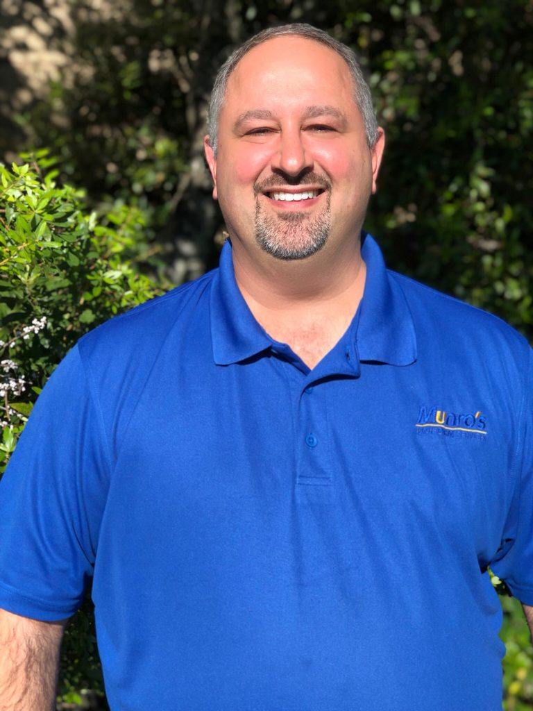 Sales Manager David Simmions