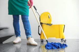 professional floor care